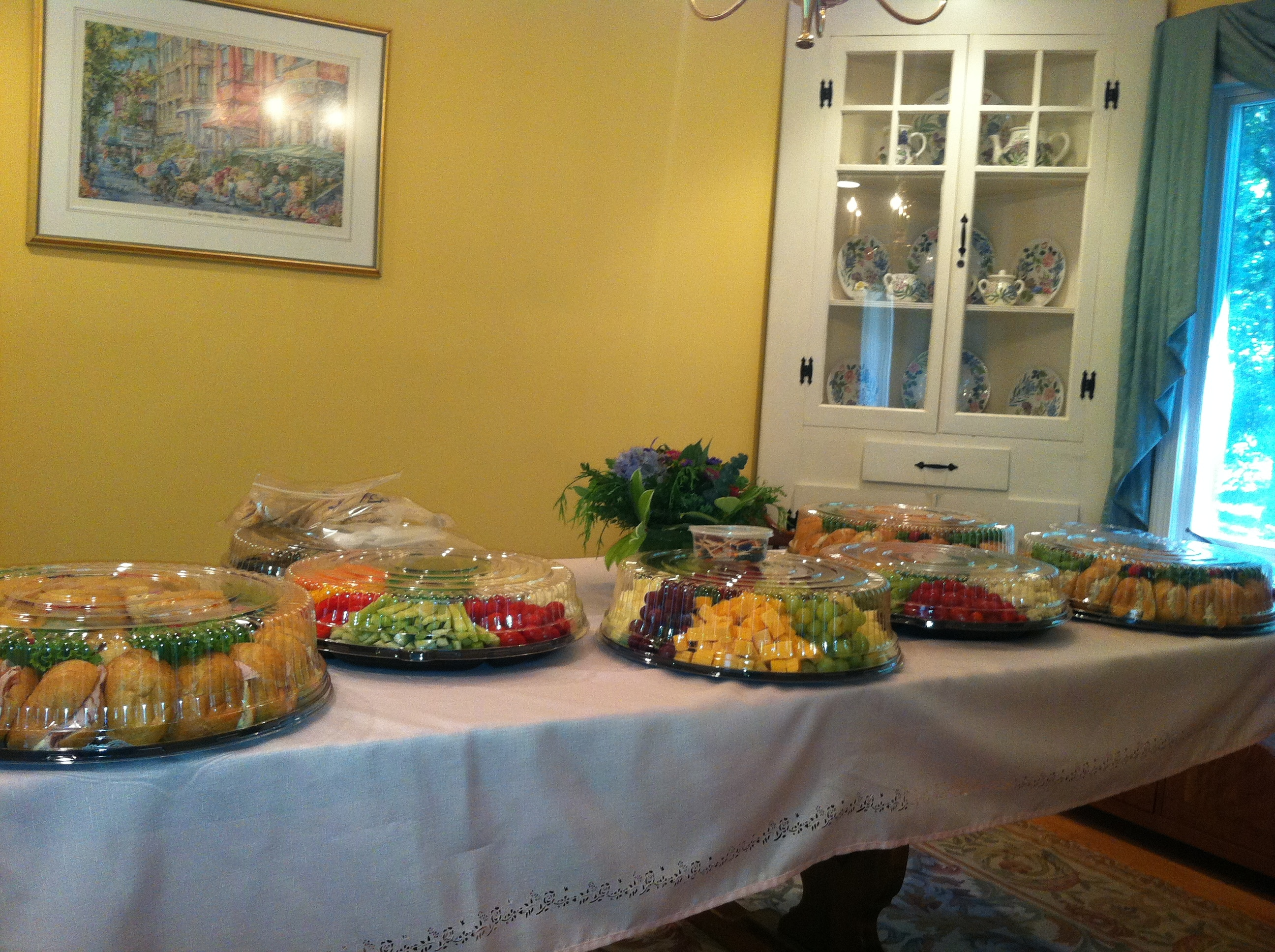 Party Planning Services Boston Ma Good Neighbor Concierge