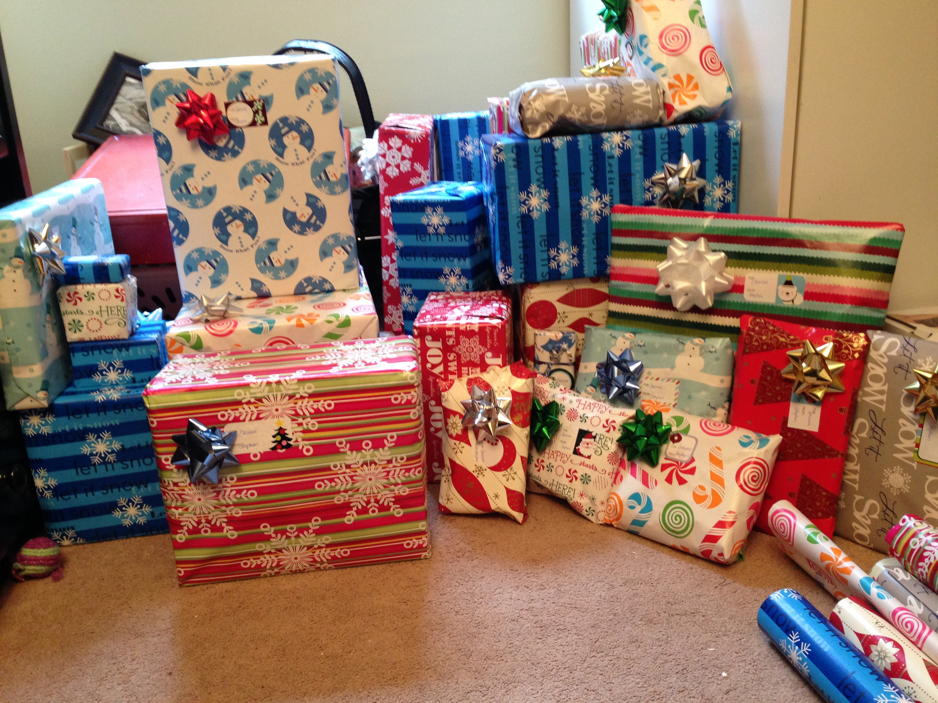 A Boston Personal Assistant\'s Story: Gift Wrapping Assistance in ...