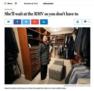 Boston Globe - 1.11.2019