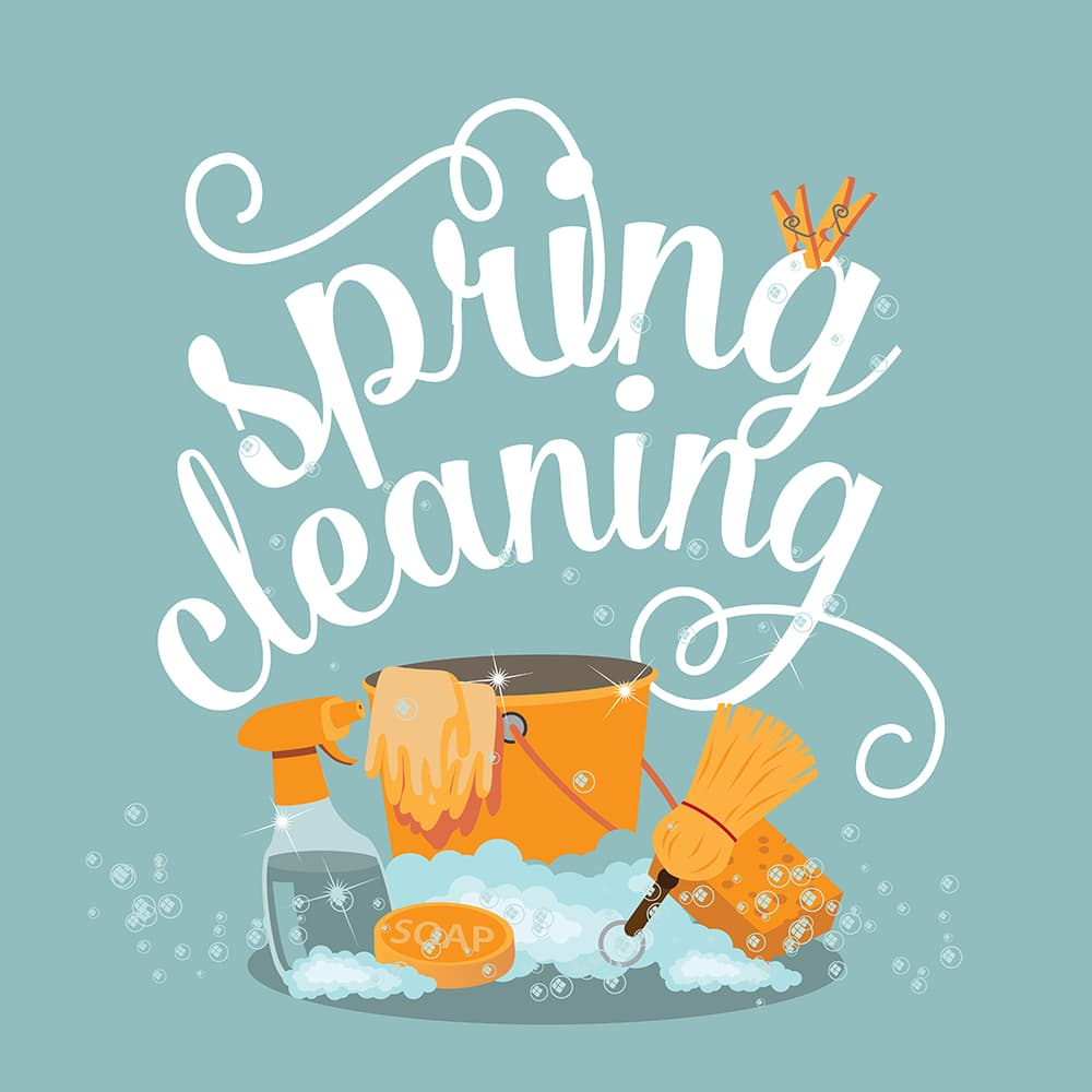 Spring Cleaning Tips To Clear Your Clutter Good Neighbor