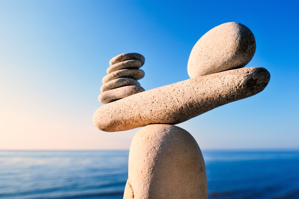 The Simple 5 Step Guide To Achieving & Sustaining Balance
